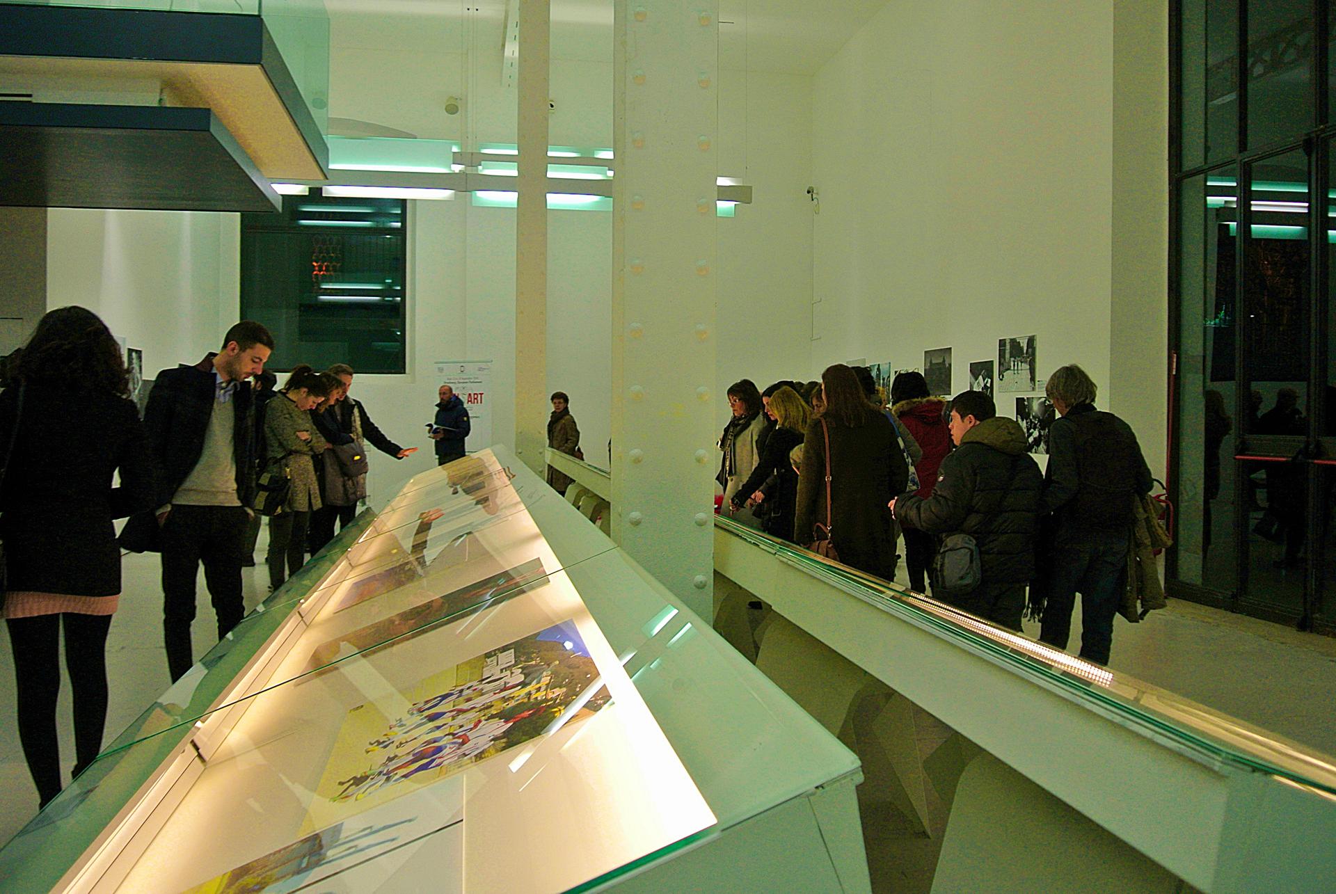 Roma, Museo MAXXI, 7-12 febbraio 2017